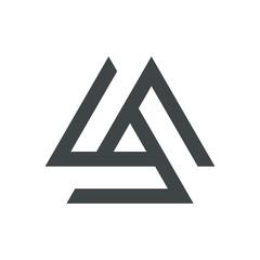 trinity a logo design