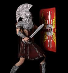 Prätorianer im alten Rom