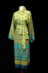 Kimono oder Morgenmantel