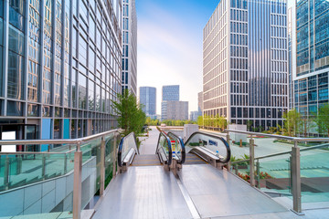 Urban architecture landscape