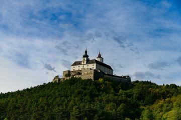 forchtenstein castle, brugenland, austria