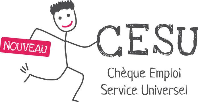CESU, Chèque emploi service universel