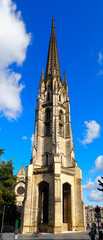 St. Michael's Basilica is one of the main Catholic places of worship in the city of Bordeaux, in southwestern France
