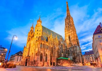 Vienna, Austria, Europe: St. Stephen's Cathedral or Stephansdom, Stephansplatz