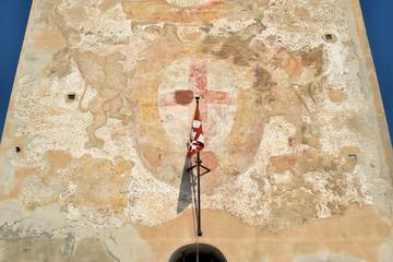 Fototapete - La Torre Leon Pancaldo