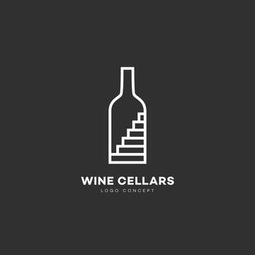 Wine cellars logo