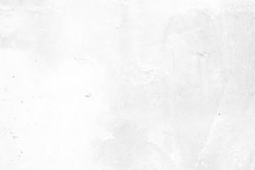 White Grunge Raw Concrete Wall Texture Background.