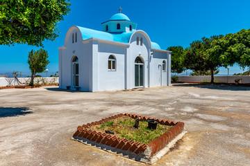 Lovely little church on the islad of Kos Greece