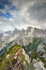 Wall Mural - Berge im Herbst