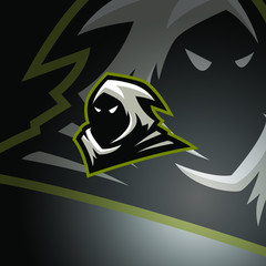 grim esport logo