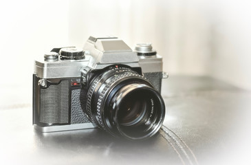 Film photo Camera from 80's
