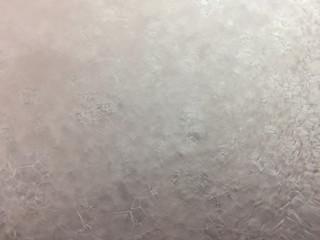 Spoed Fotobehang Metal Air bubble Bubbles caused by detergent, basin, sink