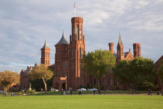 Smithsonian Informationszentrum