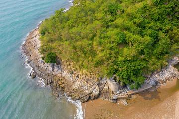 12 Oct 2019 the coast of waterfall bay at Wah Fu Estate,