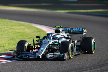 2019 F1 Japan Grand Prix Race Day Oct 13th
