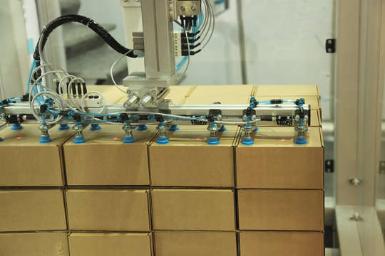 vacuum suction cups for industrial robots