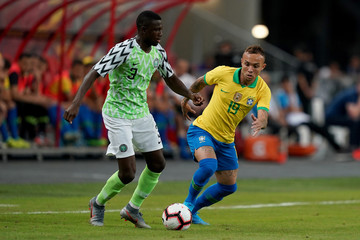 2019 International Friendly Brazil v Nigeria Oct 13th