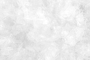 Abstract ice crystal background.