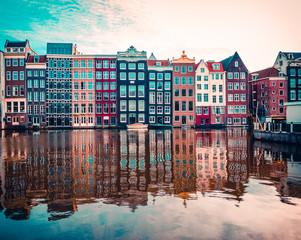 Canvas Prints Amsterdam amsterdamcity