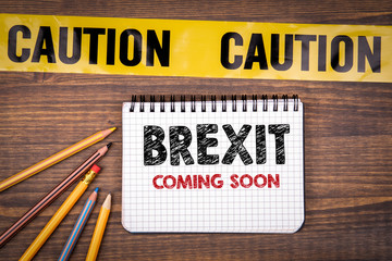 Brexit coming soon