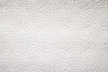 Kitchen paper roll texture detail