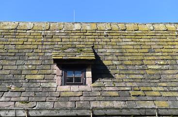 Stein Dachziegel