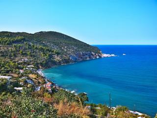 Greece,Skopelos-outlook on the seacoast