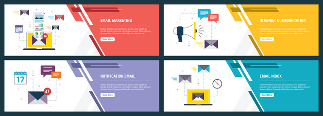 Email marketing and business communication