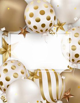 2020, 3d, air, anniversary, background, ballon, ballons, balloon, balloons, banner, birthday, card, cardboard, celebrate, celebration, christmas, confetti, congratulation, dark, decoration, design, ev