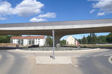 Straßenbrücke Bundesstraße 172n