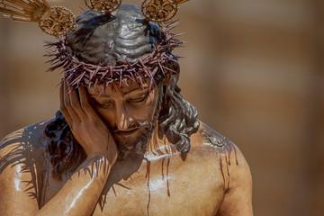 Wall Mural - Semana santa de Sevilla, Señor de la humildad y paciencia