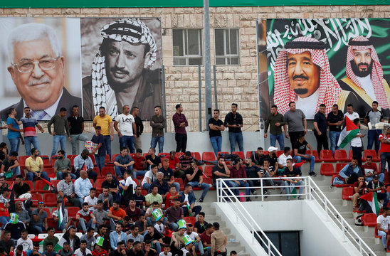 Soccer Football - FIFA World Cup 2022 and Asian Cup Qualifier - Palestine v Saudi Arabia