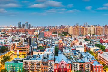 Fotobehang New York Lower East Side New York City