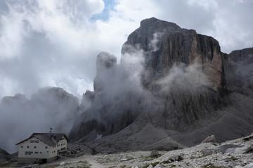 Rifugio Franco Cavazza al Pisciadu, Südtirol