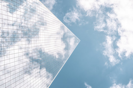 abstract architecture photography in New York city image