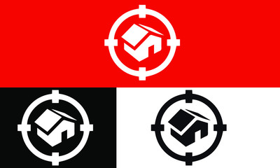 real estate icons vector design