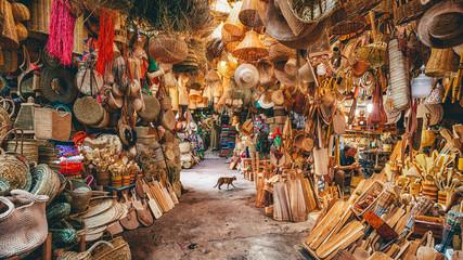 Spoed Fotobehang Marokko marocco