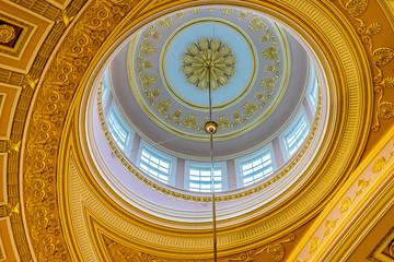 Ceiling National Statutory Hall US Capitol Washington DC
