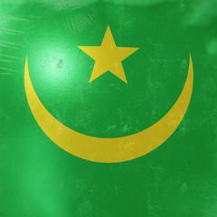 Mauritania flag icon