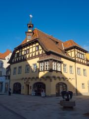 Schwarze Bären Straße in Regensburg, Bavaria on a sunny day in October