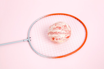 racket grapefruit