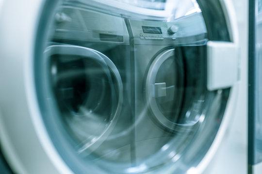 Waschmaschine Reflexion