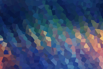 Color Geometric Modern creative background. Low poly style gradient illustration texture.