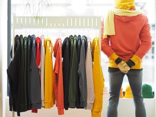 Schaufenster - Warenpräsentation lockt Kunden an