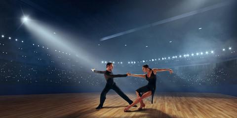 Latin dance.
