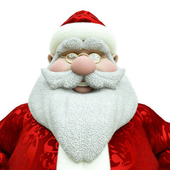 old santa social media id picture