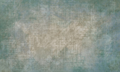A Canvas  Textured Bordered Digital Background