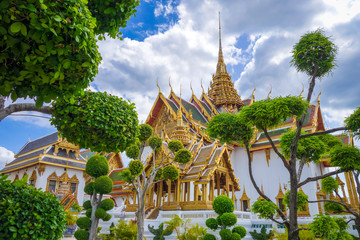 Photo sur Plexiglas Bangkok Grand Palace, Bangkok, Thailand