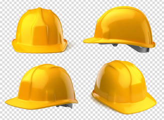 Casques de chantier vectoriels 28