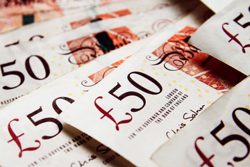 United Kingdom banknote